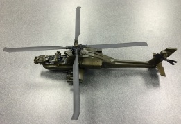 1:48 AH-64 by Donnie Greenway