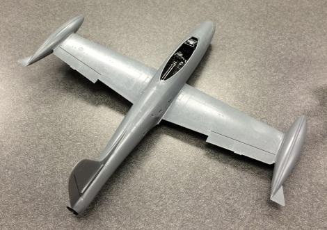 1:48 F-84 by John Helms